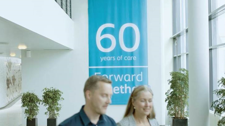 60 years of care