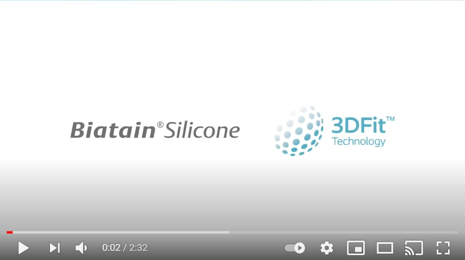 How to apply Biatain Silicone Sacral