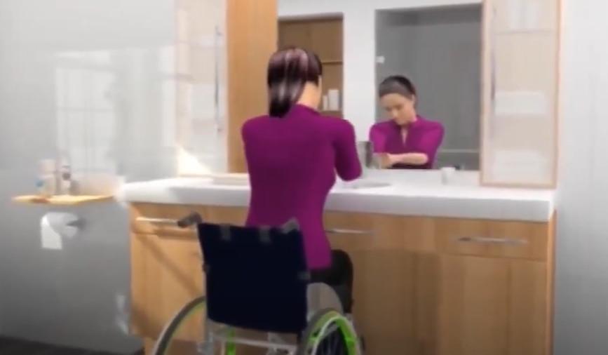 How to use SpeediCath® Compact Female - Wheelchair
