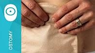 Step 2: Applying a 2-piece SenSura Flex urostomy pouch